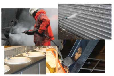 Contract Cleaning & Maintenance Services